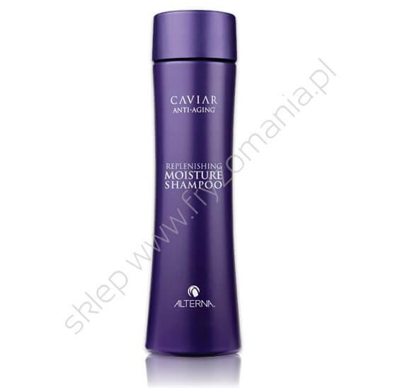 Nawilżający szampon do włosów Alterna Caviar Moisture