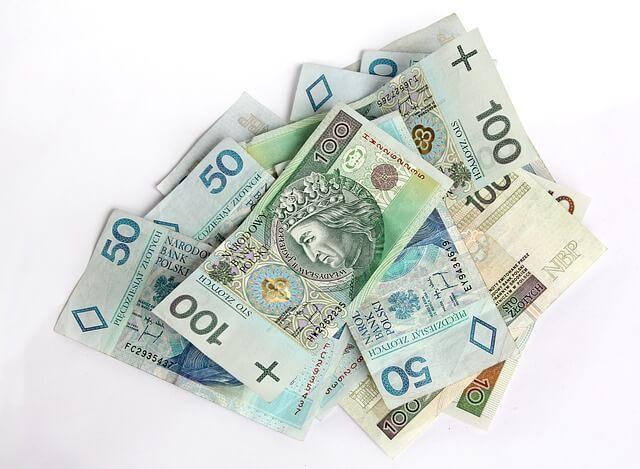 Banknoty w polskiej walucie