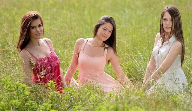 Lekkie, zwiewne sukienki na lato