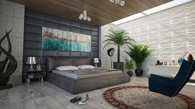 Jak funkcjonalnie urządzić sypialnię? Jakie wybrać meble, jakie dodatki?